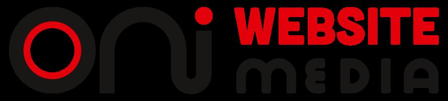 Oni Media Group Website Logo