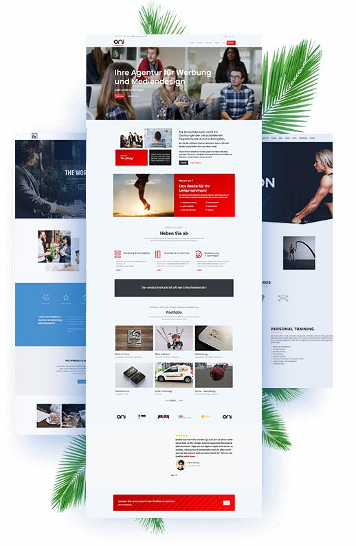 Oni Website Werbeagentur
